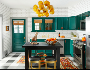 This kitchen is a thing of beauty