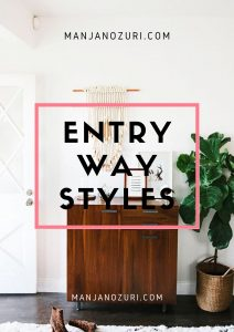 8 modern entryway decorating ideas