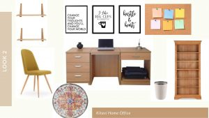 Simple yet functional home office