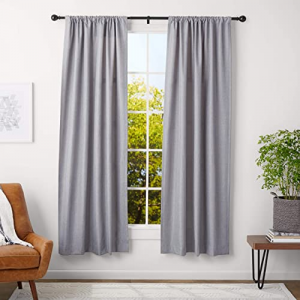 hang curtains the right way